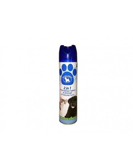 DEODEORANTE AMBIENTI IRGE PET 300ML