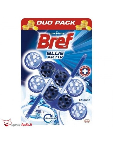 BREF PALLINE WC DUO ASS. 50GR