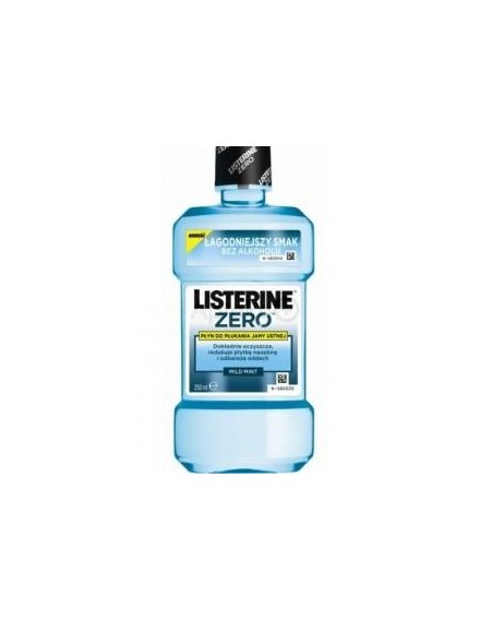 LISTERINE COLLUTTORIO 250ML COOL MINT / ZERO / FRESH BURST /STAY WHITE