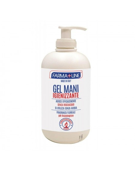 GEL IGIENIZZANTE 500ML FARMALINE IRGE