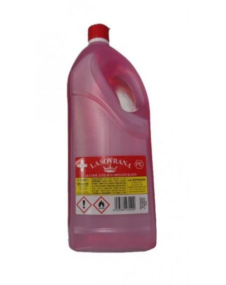 ALCOOL DENATURATO 2000 ML