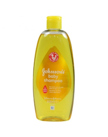 JOHNSON SHAMPOO BABY GOLD 300ML